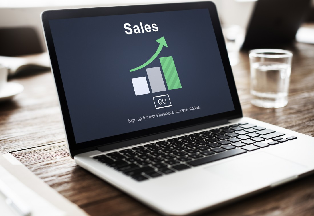 Sales Selling Commerce
